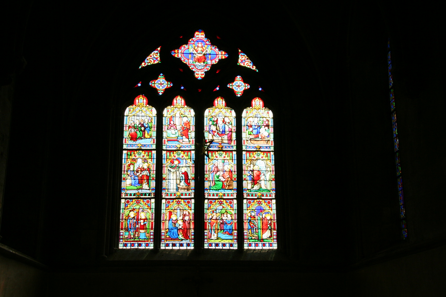 Le Mans - Eglise Notre Dame de la Couture 04
