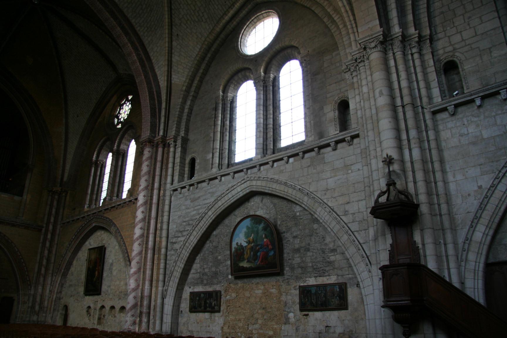 Le Mans - Eglise Notre Dame de la Couture 05