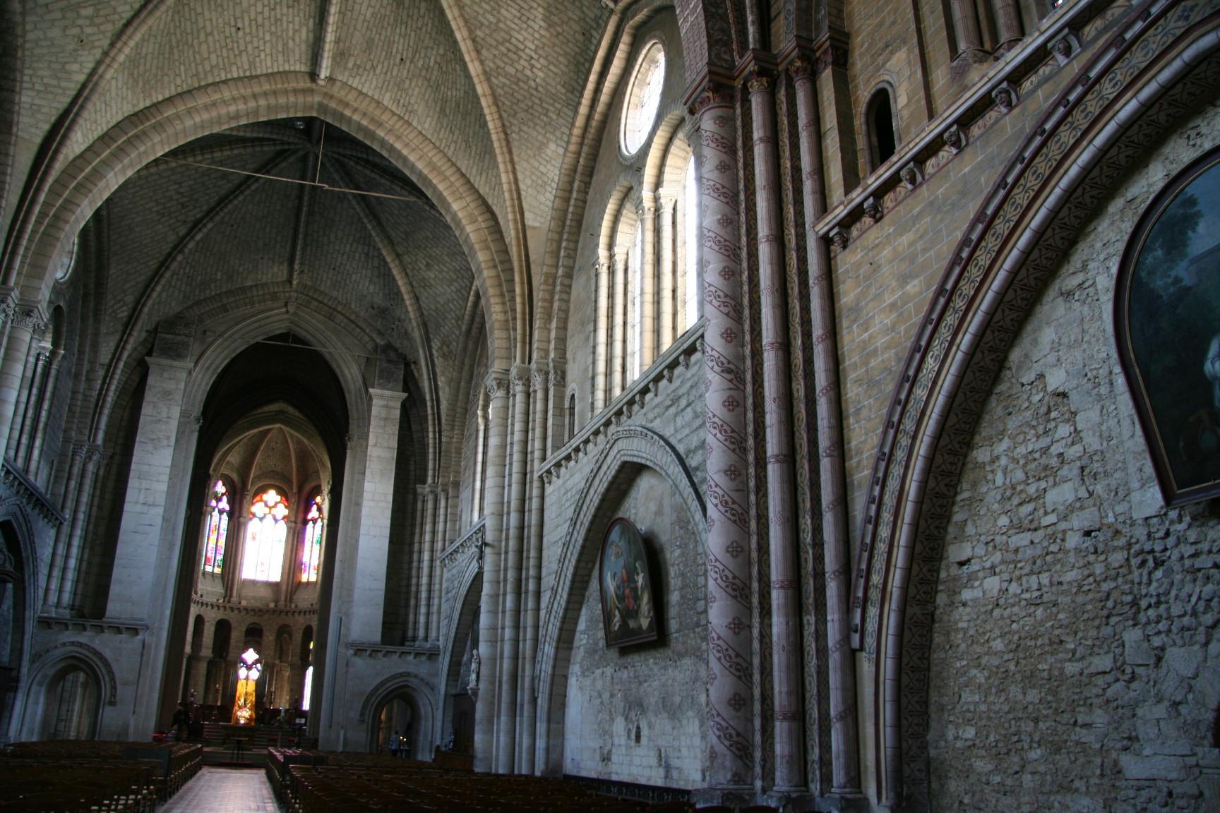Le Mans - Eglise Notre Dame de la Couture 06