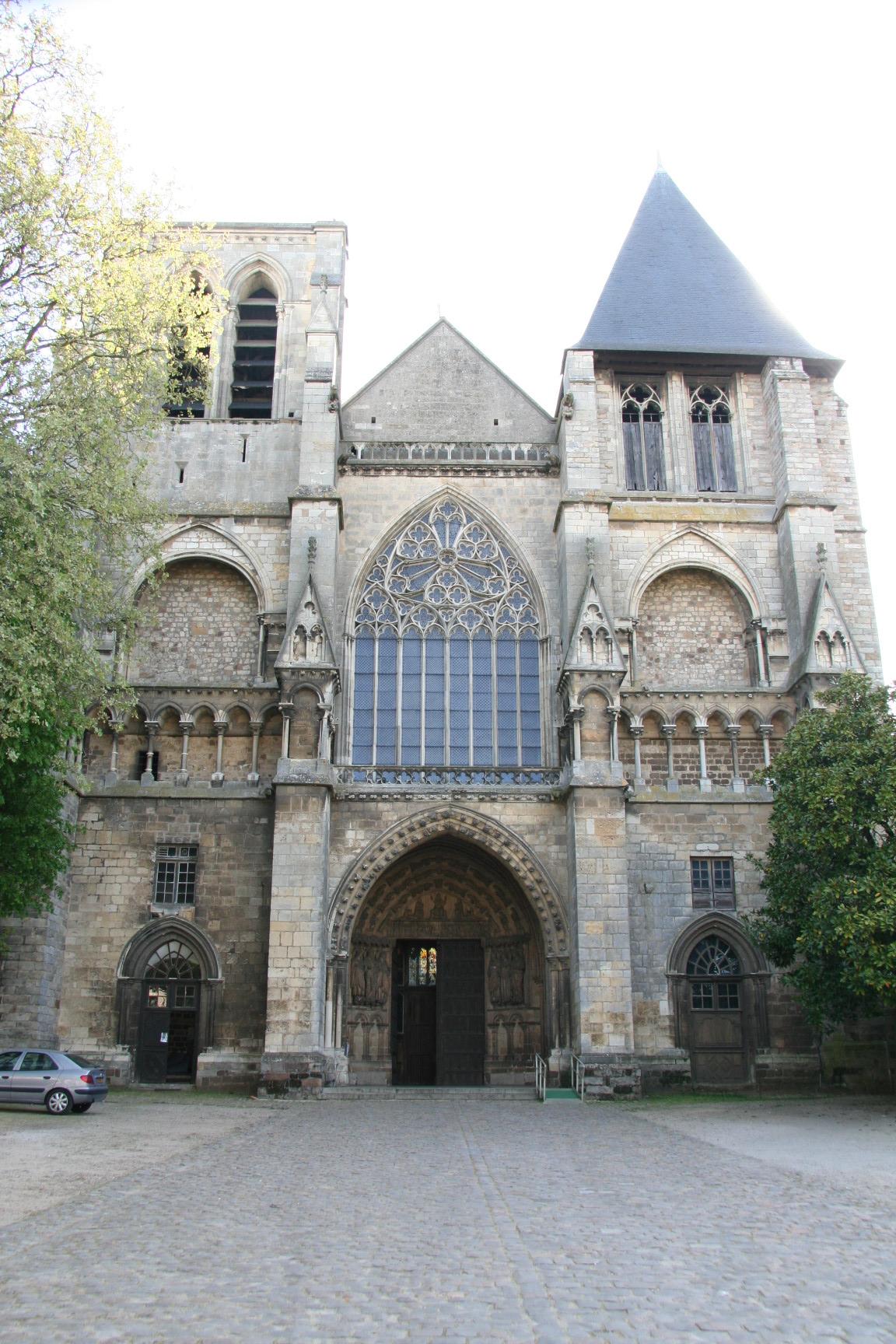 Le Mans - Eglise Notre Dame de la Couture 10