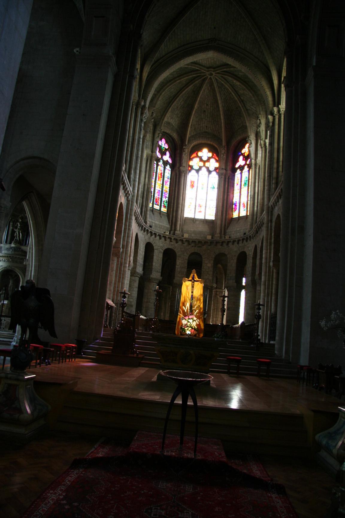 Le Mans - Eglise Notre Dame de la Couture 12