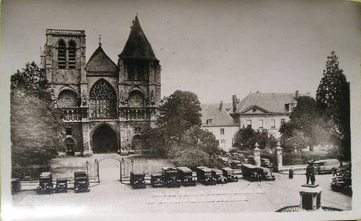 Le Mans - Eglise Notre Dame de la Couture 14