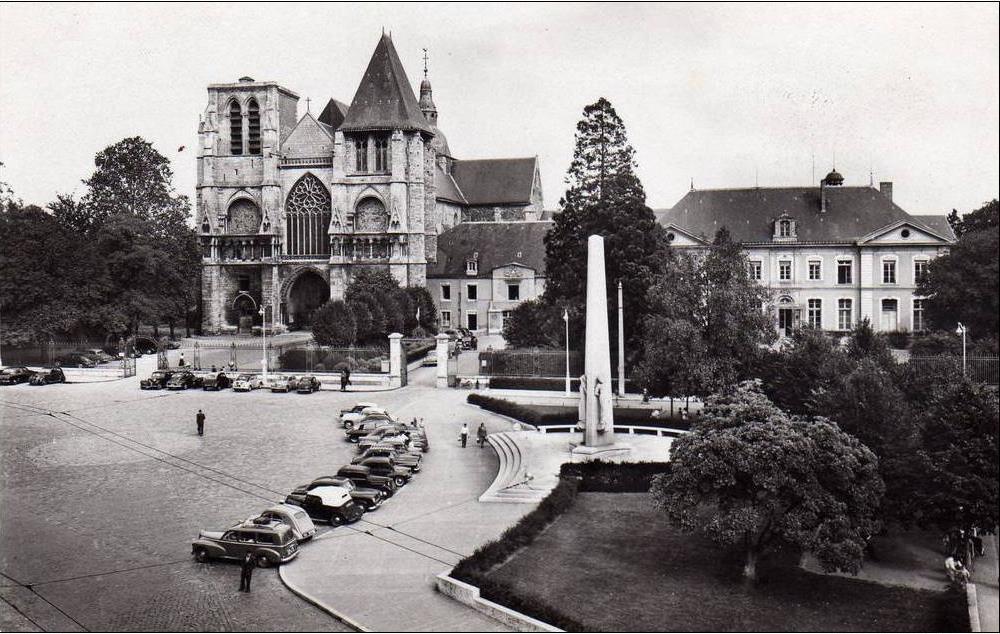 Le Mans - Eglise Notre Dame de la Couture 15