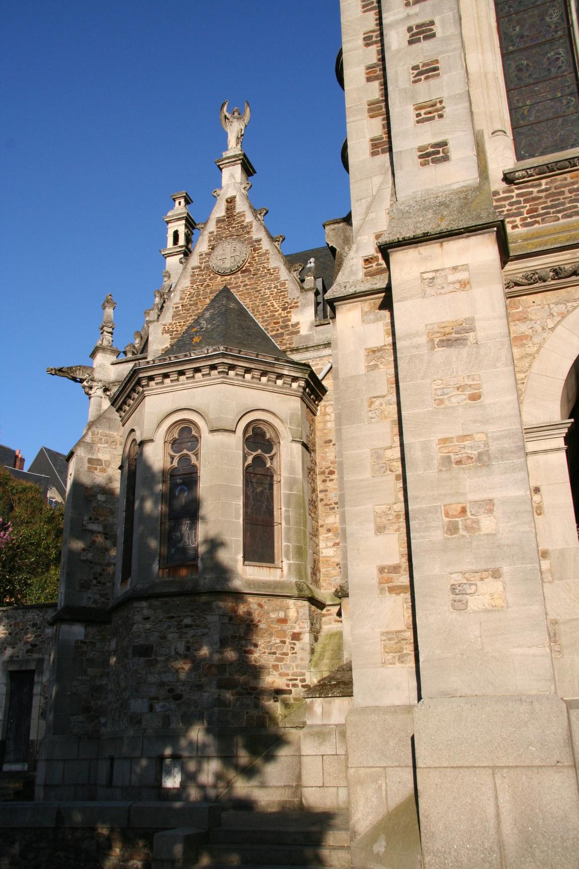 Le Mans - Eglise Saint Benoit 04