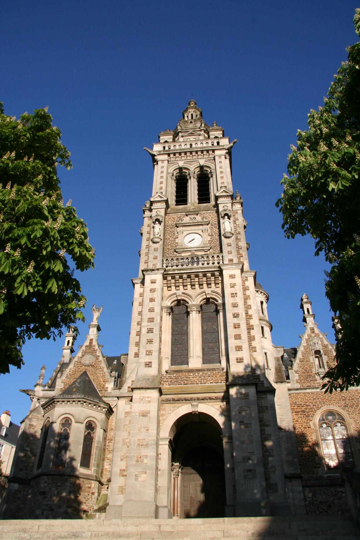 Le Mans - Eglise Saint Benoit 05