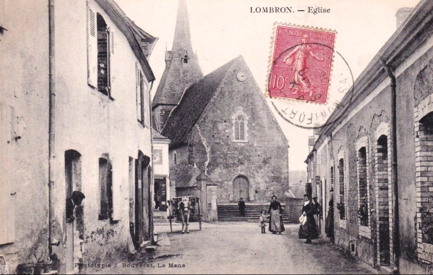 Lombron - Eglise