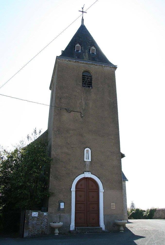 Neuvillette en Charnie - Eglise Saint Gemme 01 (Sylvie Leveau)