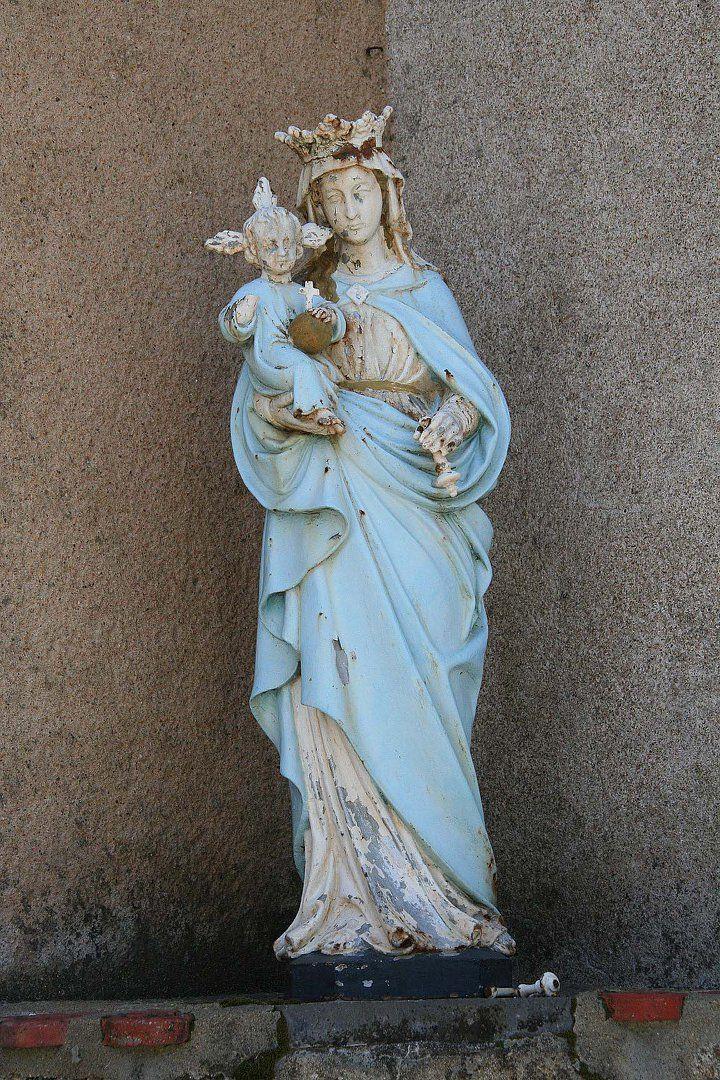 Neuvillette en Charnie - Eglise Saint Gemme 03 (Sylvie Leveau)