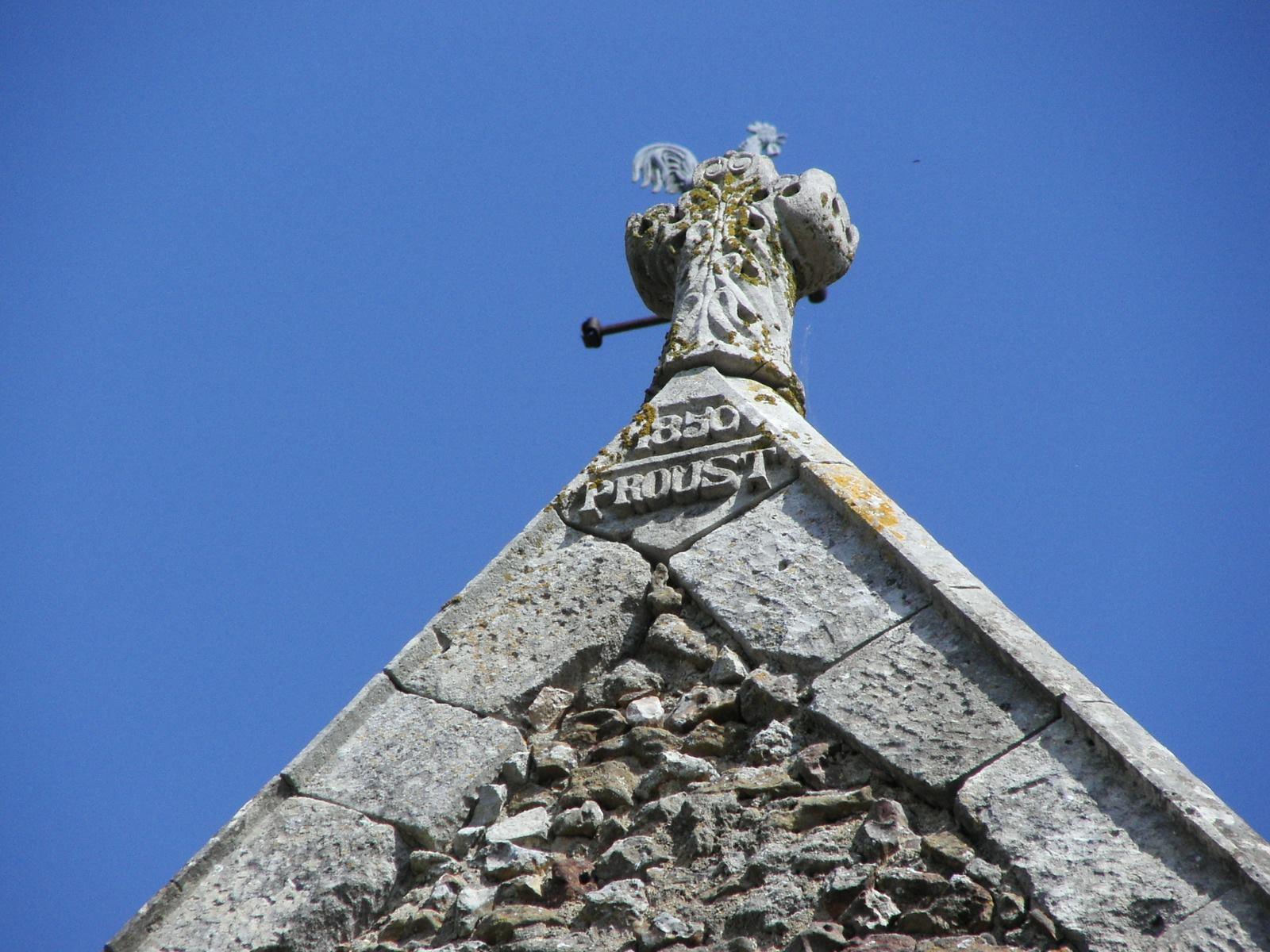 Saint Michel de Chavaignes en 2005 - Eglise Saint Michel 04 (Menu Christophe dit Tahiti)
