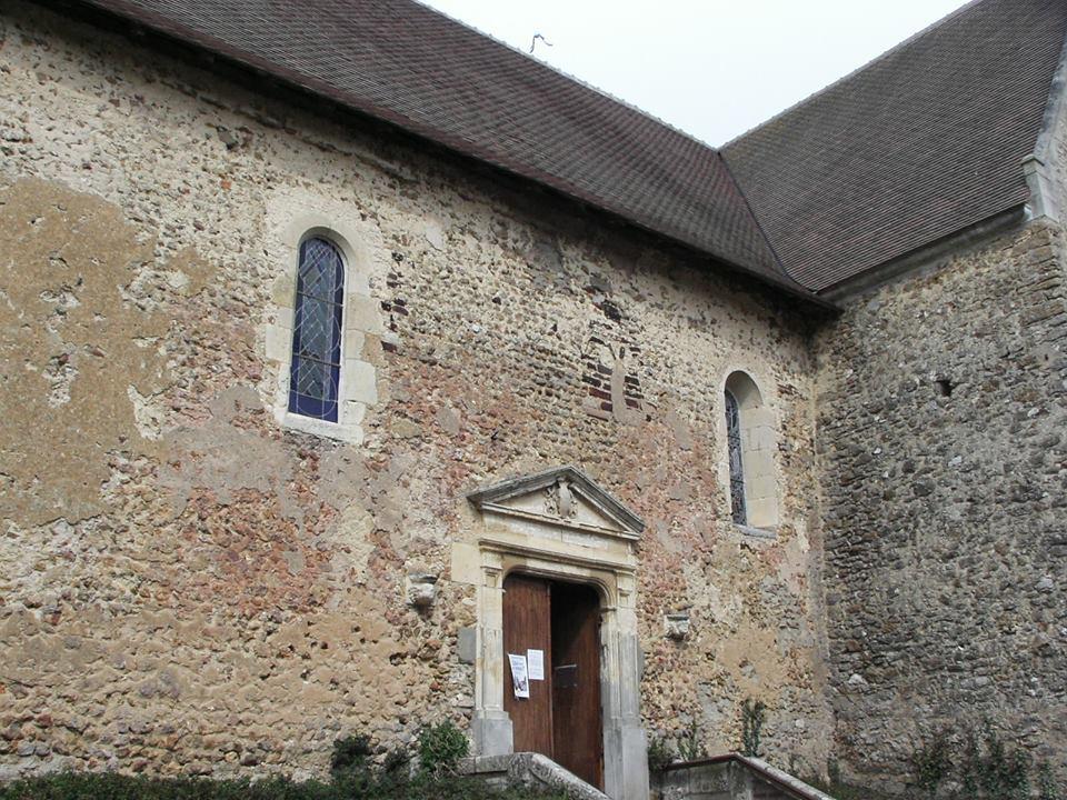 Saint Michel de Chavaignes en 2005 - Eglise Saint Michel 10 (Menu Christophe dit Tahiti)