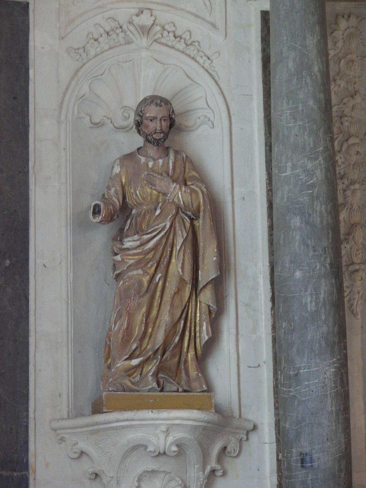 Saint Michel de Chavaignes en 2005 - Eglise Saint Michel 15 (Menu Christophe dit Tahiti)