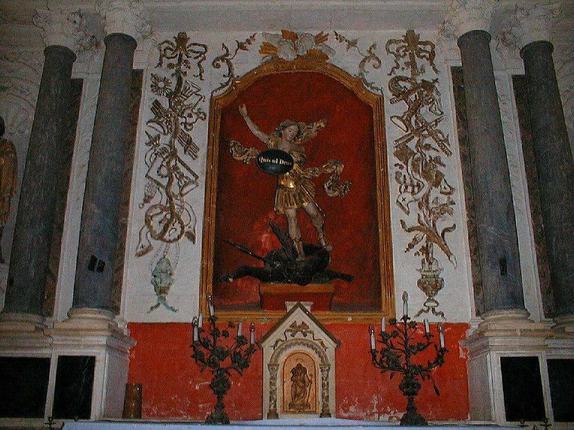 Saint Michel de Chavaignes en 2005 - Eglise Saint Michel 16 (Menu Christophe dit Tahiti)