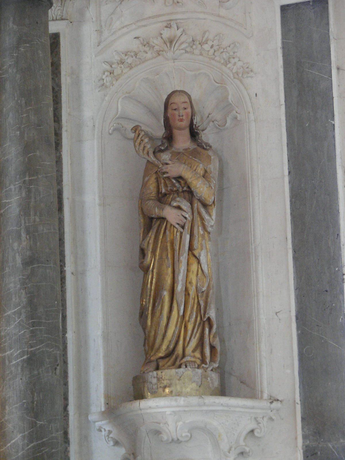 Saint Michel de Chavaignes en 2005 - Eglise Saint Michel 17 (Menu Christophe dit Tahiti)