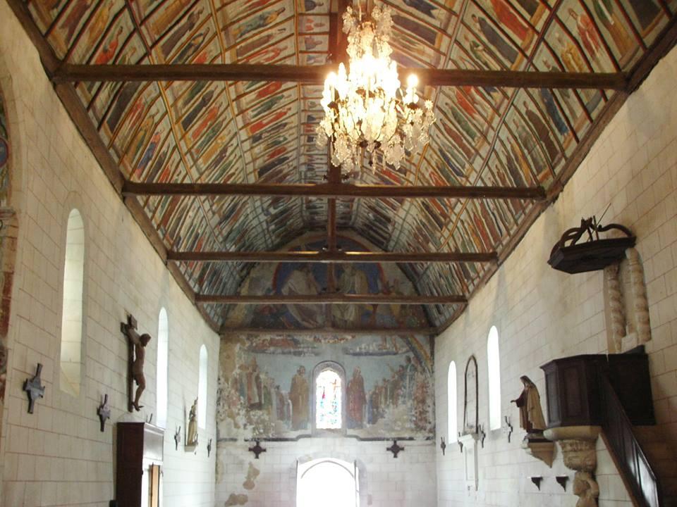 Saint Michel de Chavaignes en 2005 - Eglise Saint Michel 19 (Menu Christophe dit Tahiti)