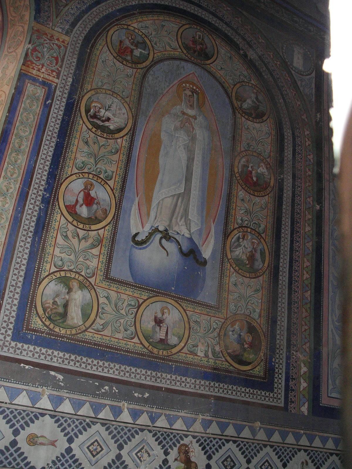 Saint Michel de Chavaignes en 2005 - Eglise Saint Michel 27 (Menu Christophe dit Tahiti)