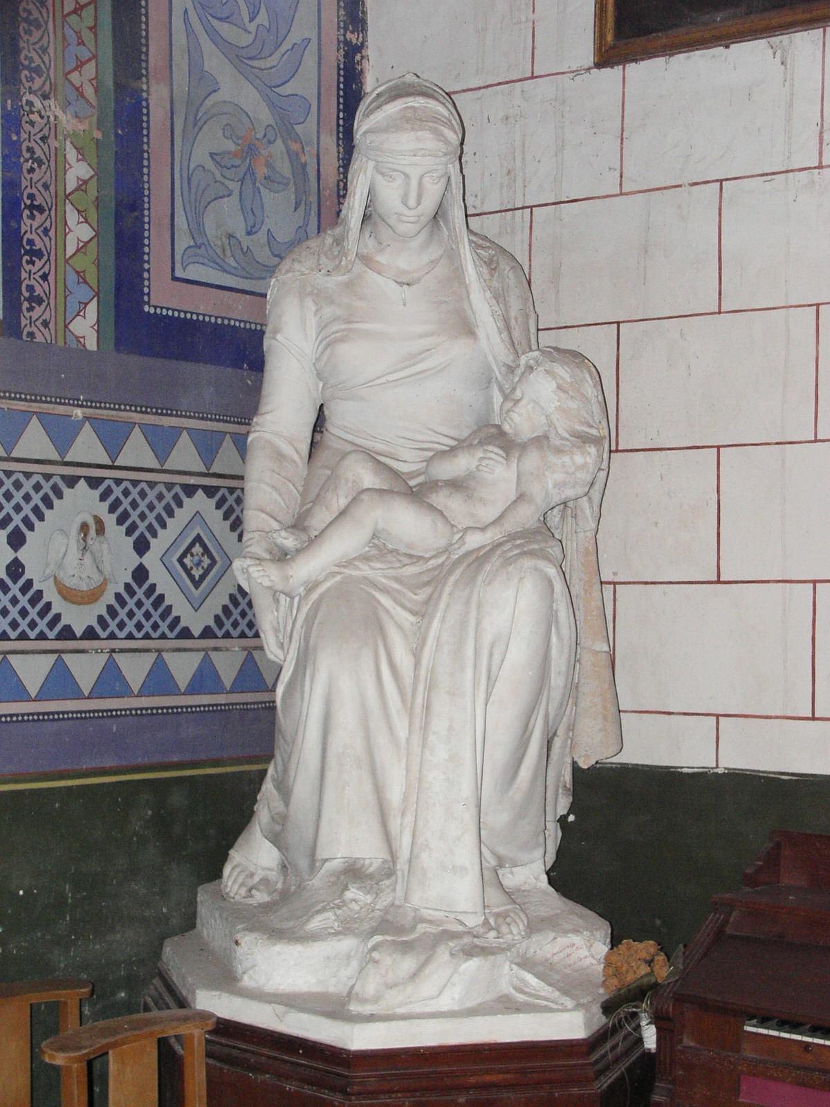 Saint Michel de Chavaignes en 2005 - Eglise Saint Michel 28 (Menu Christophe dit Tahiti)