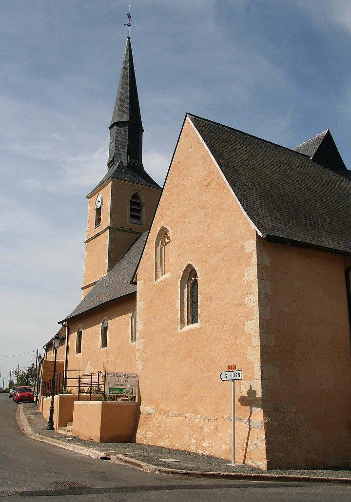 Saint Pierre des Bois - Eglise Saint Pierre 01 (Sylvie Leveau)