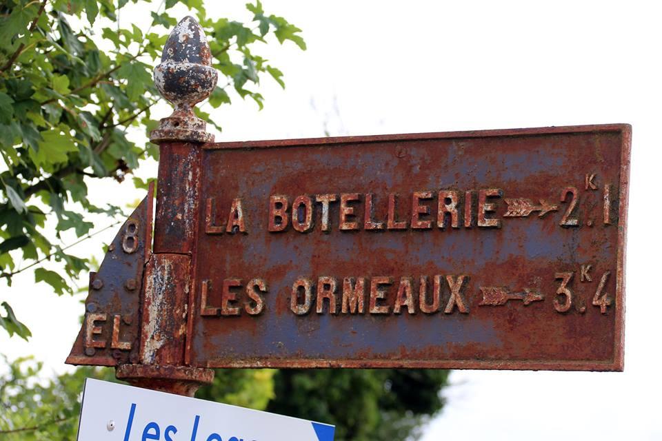 Ancinnes - Plaque de cocher - La Botellerie - Les Ormeaux 02 (Philippe Gondard)