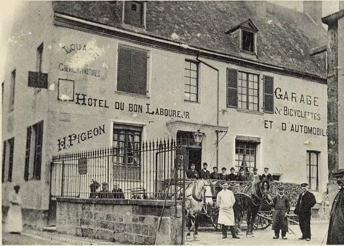 Fresnay sur Sarthe - Hôtel du bon Laboureur
