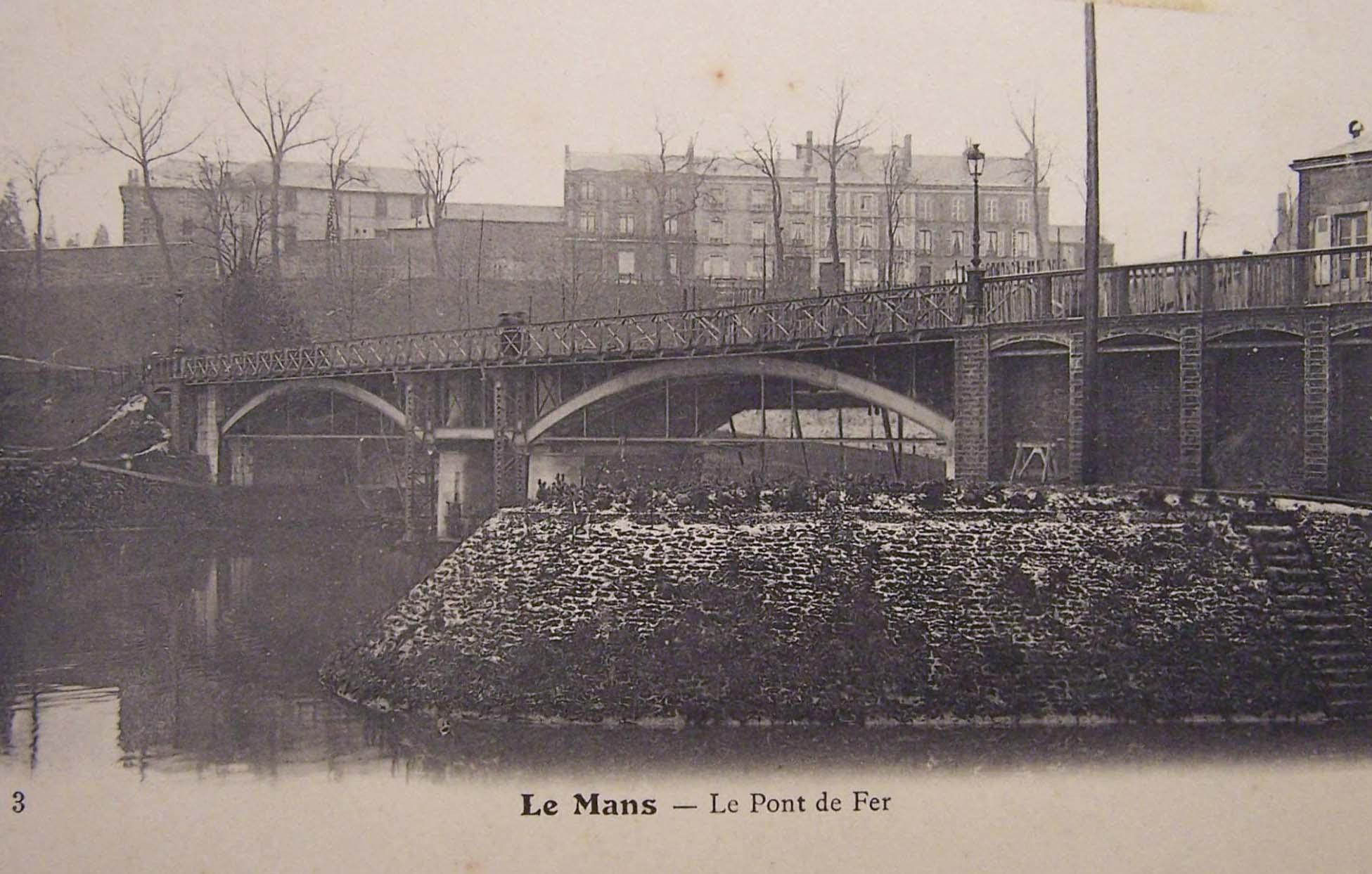 Le Mans - Le Pont de Fer 01
