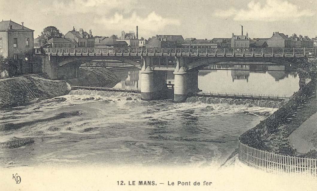 Le Mans - Le Pont de Fer 02