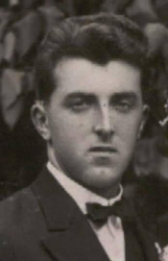 Auvers sous Montfaucon - Portraits - LEVEAU Gustave, Louis époux DORE Berthe, Marie - Mon grand père (Sylvie Leveau)