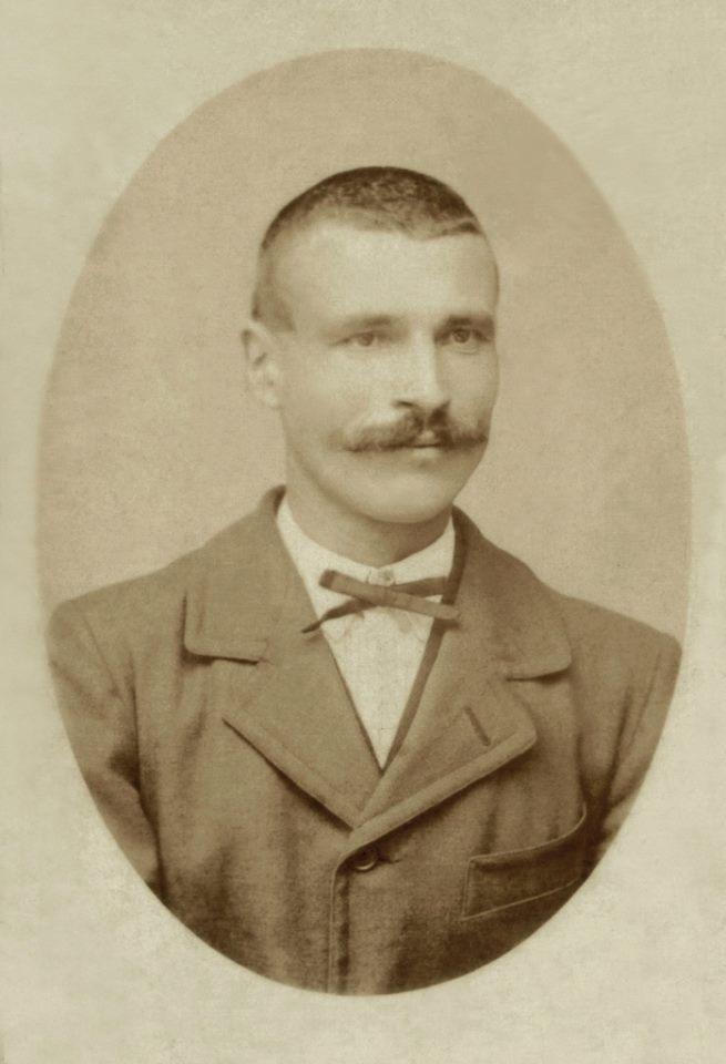Portraits - BOULAY Eugène époux LEBATTEUX Augustine - 1892 (Romain Christopher Guillaume Lépine)
