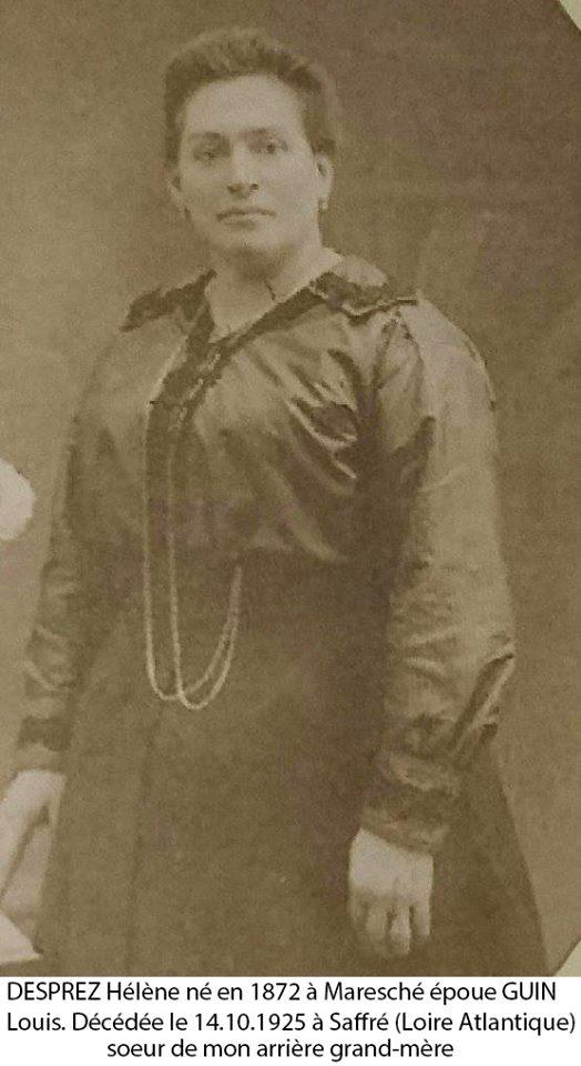 Portraits - DESPREZ Hélène (Jérémy Peschard)