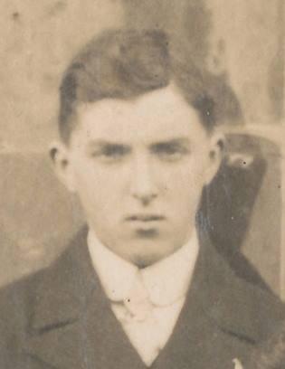 Portraits - LEVEAU Gustave, Louis - Mon grand père (Sylve Leveau)