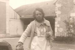 Portraits - DESALAY Léone, Berthe - Ma grand mère maternelle 02 (Sabrina Charles)