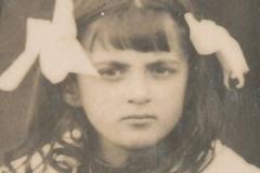 Portraits - LEVEAU Germaine, Louise - Ma grande tante (Sylvie Leveau)