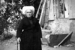 Portraits - VETILLARD Marie-Françoise - Mon arrière grand mère (Nicole Jouanneau)