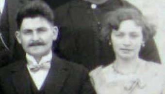 Auvers sous Montfaucon - Couples et familles - CHANTELOUP Paul et DORE Marthe - 1928  (Sylvie Leveau)