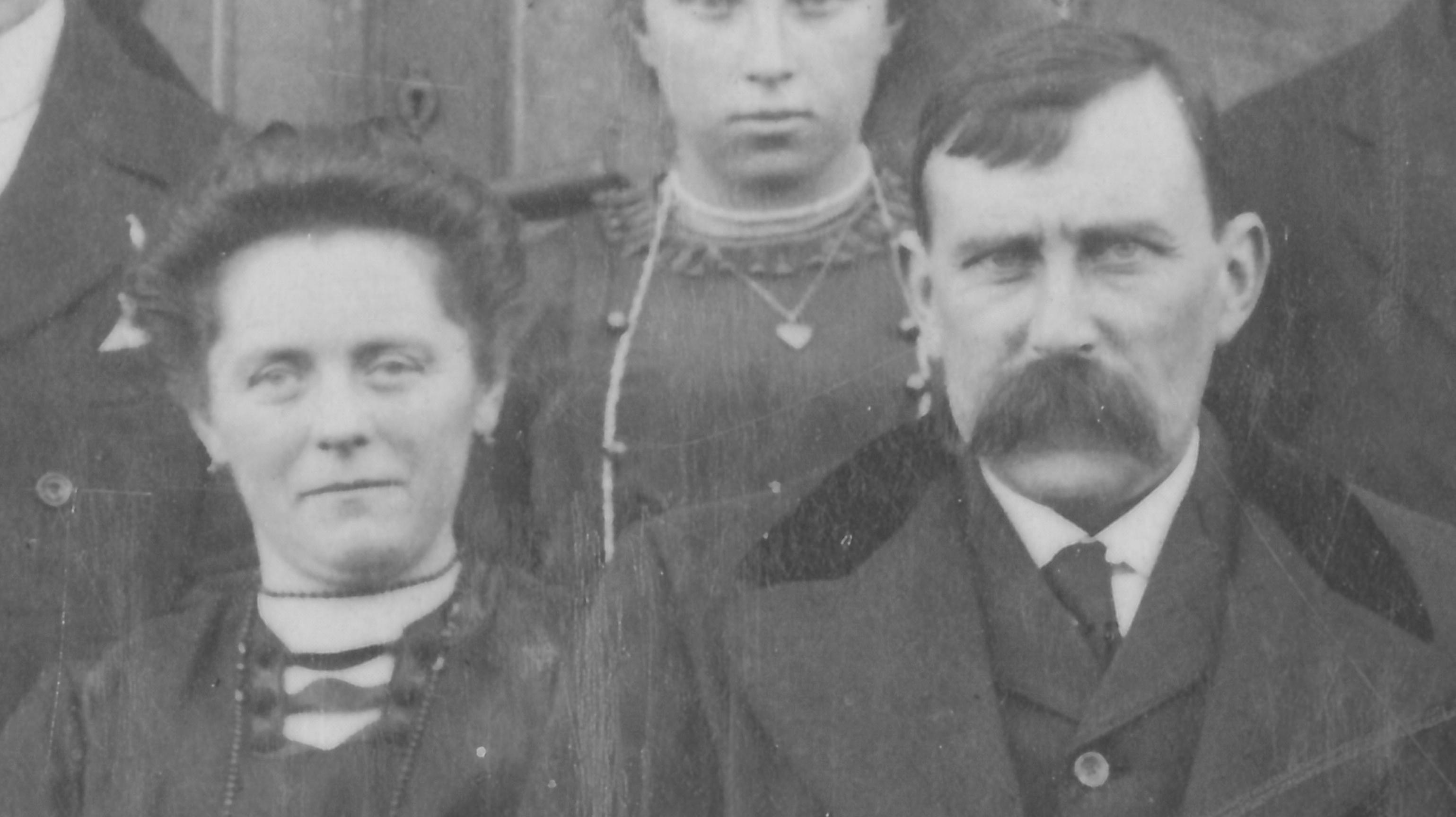 Couples et familles - LANDAIS François et GILLET Stéphanie - 1921 (Sylvie Leveau)