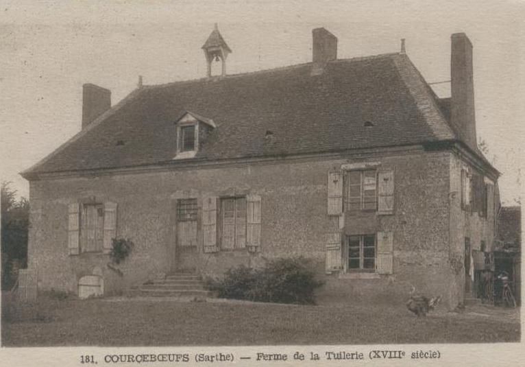 Courceboeuf - Ferme de la Tuilerie