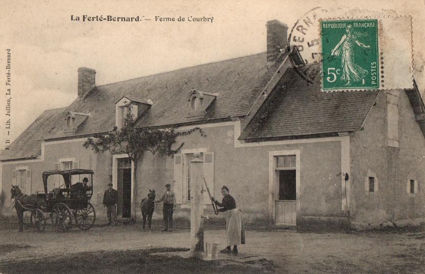 La Ferté Bernard - Ferme de Courbry