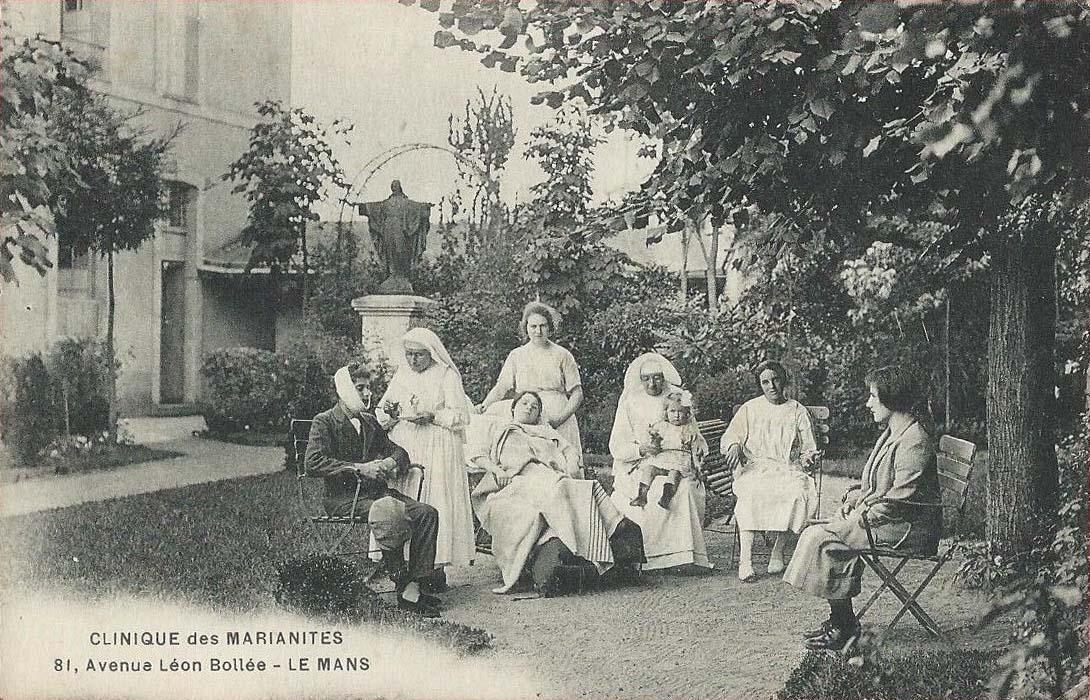 Le Mans - Clinique des Marianites - 81 avenue Léon Bollée