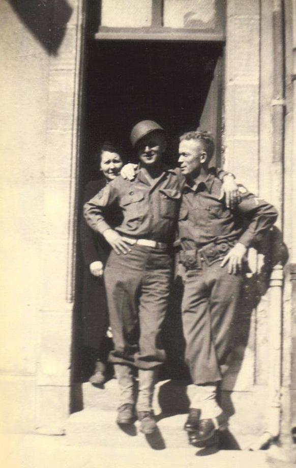 Militaires - Guerre 1939-1945 - Américains (Françoise Lebreton)