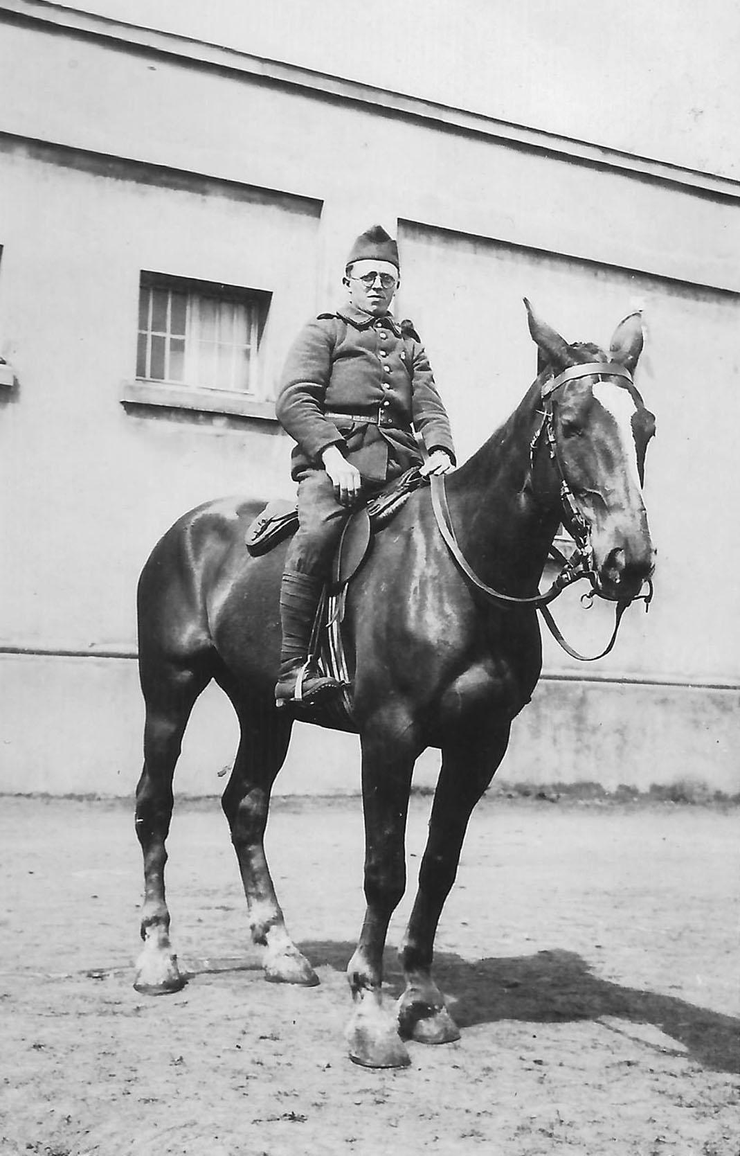 Militaires - Guerre 1939-1945 - REMARS Henri - Mon père - Prisonnier en Allemagne (Marie-Yvonne Mersanne)