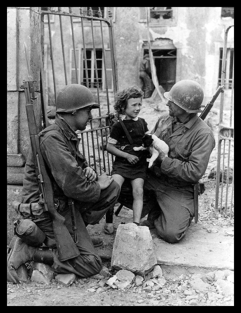 Militaires - Guerre 1939-1945 - Vue 01